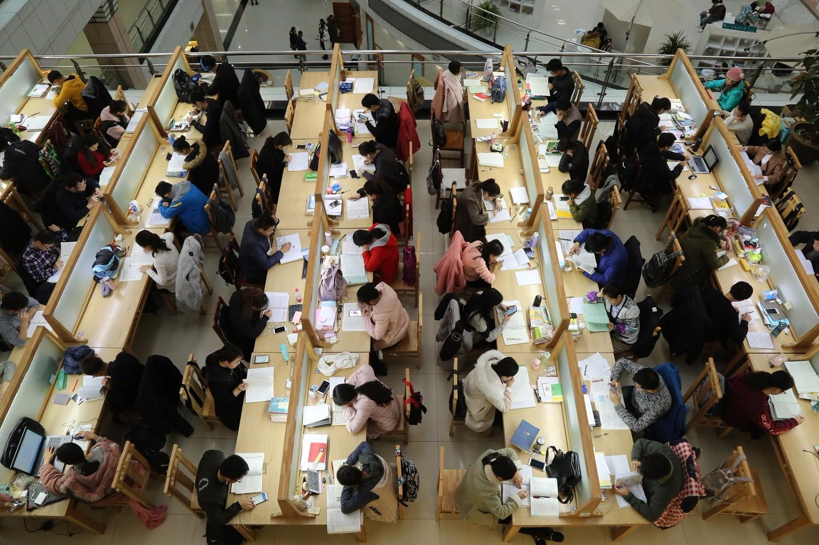 明天就要走进考研考场,你准备好了吗 新湖南www.hunanabc.com