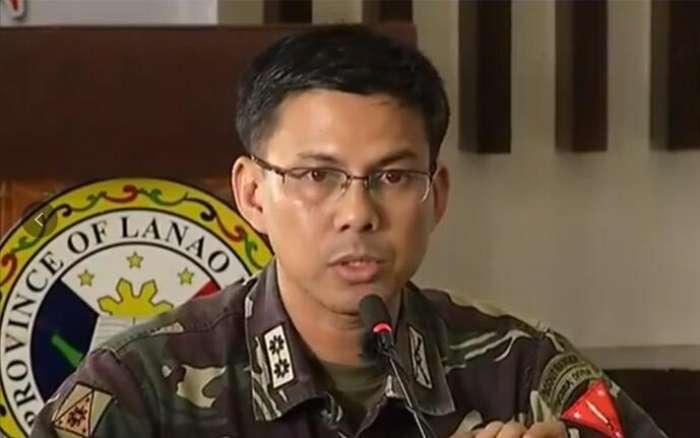 3名菲律宾海军陆战队员在交火中死亡