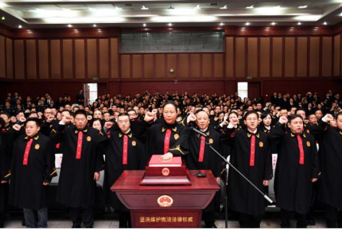 这五年,中国法治建设干成这些大事