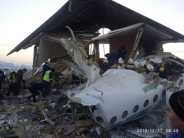 哈坠机幸存中国乘客