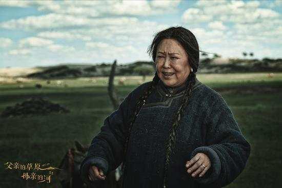 《父亲的草原母亲的河》冷静歌词献礼祖国华诞为草原奉献青春
