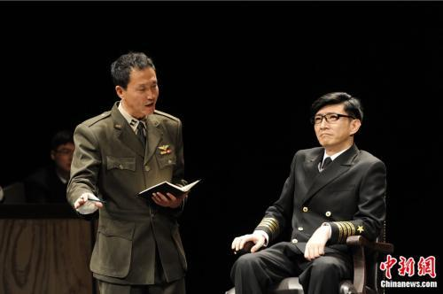 「中国新闻网」从达康书记到李维民 吴刚:挺高兴能藏在角色后面