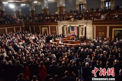 「中国新闻网」美国民主党发布