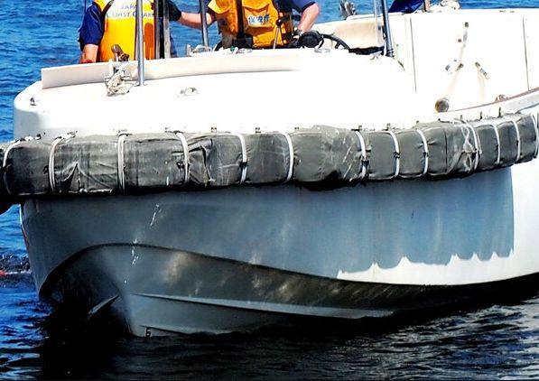 """「光明网」5死106伤!强台风""""海贝思""""肆虐!载中国船员货船在日本近海沉没"""