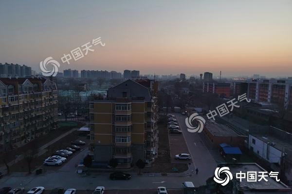#中国天气网#大年初六北京晴天上线最高温6℃ 周末起再迎冷空气
