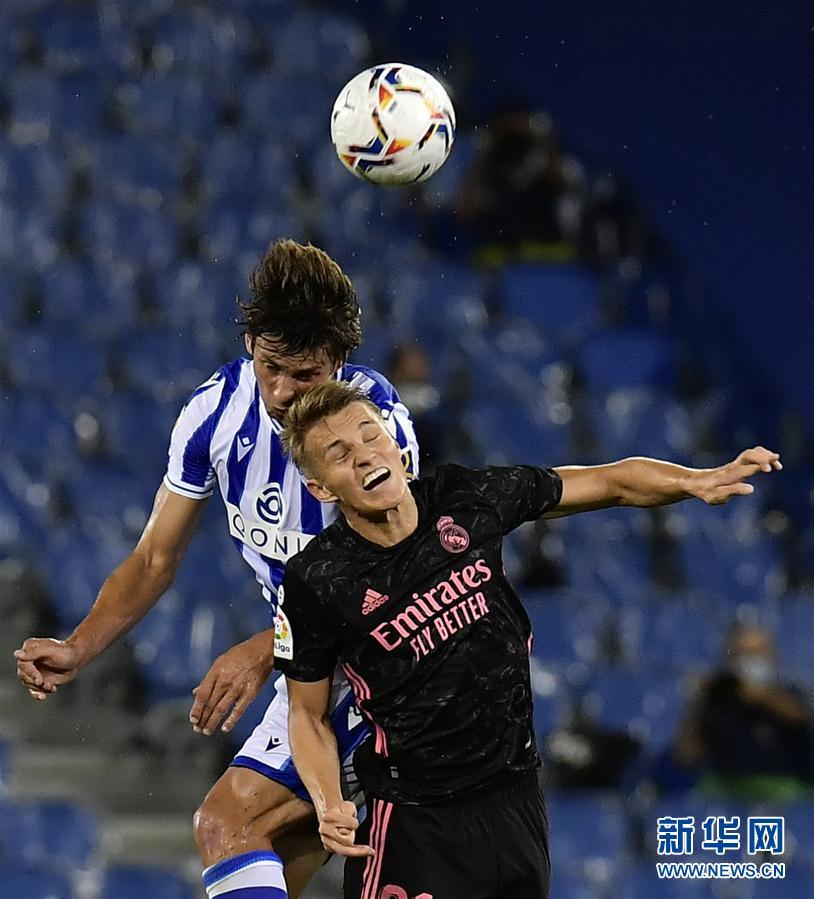 (体育)(2)足球——西甲:皇马平皇家社会