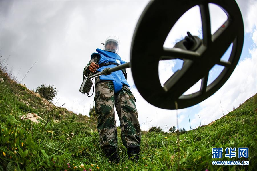 (维和白皮书·图文互动)(2)我们为和平而来——中国维和官兵代表访谈录