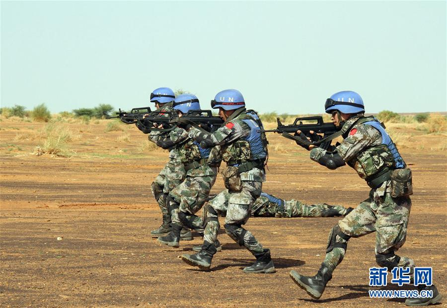 (维和白皮书·图文互动)(6)我们为和平而来——中国维和官兵代表访谈录