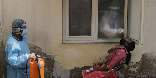 国际社会@印媒:印度疫情已达高峰 到2021年2月将有1060万人确诊