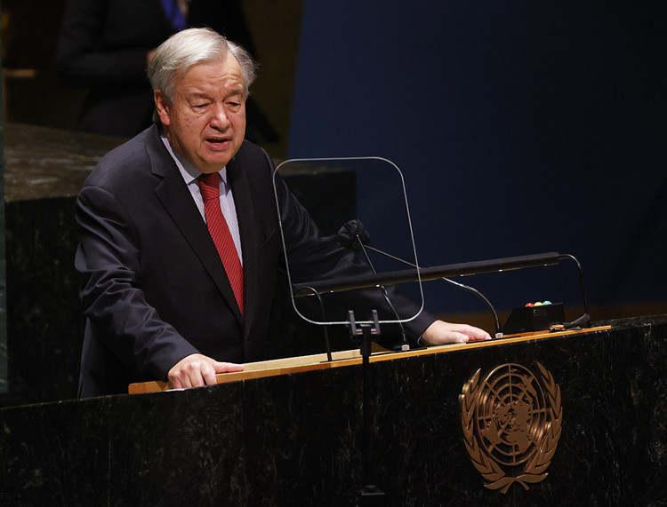 当地时间2021年9月22日,第76届联合国大会一般性辩论21日在纽约联合国总部开幕。(图源:人民视觉)_副本.jpg