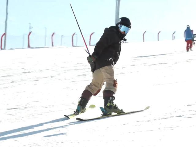 看雪道上的衡阳师范学院追梦少年