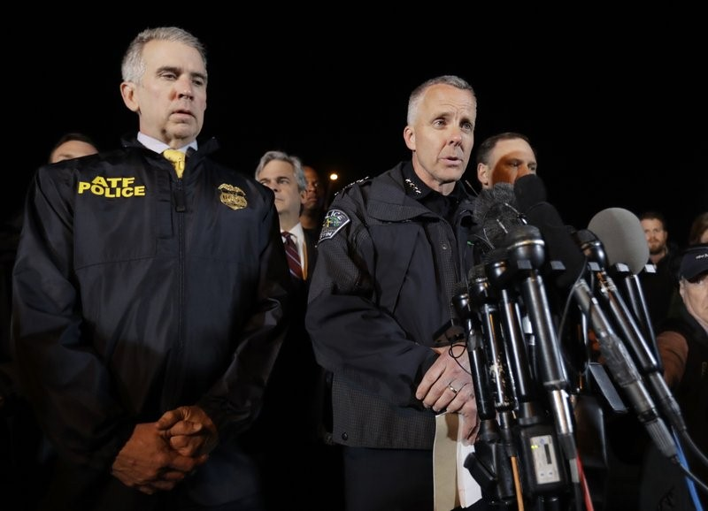 美国德州连环爆炸案 嫌犯在警方接近时自杀身亡