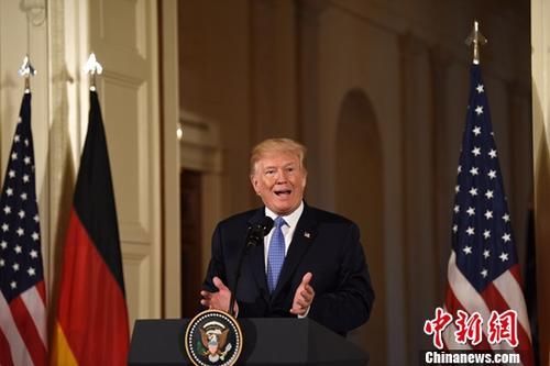 重庆时时彩:特朗普隔天又改口:仍有可能在6月12日举行美朝峰会