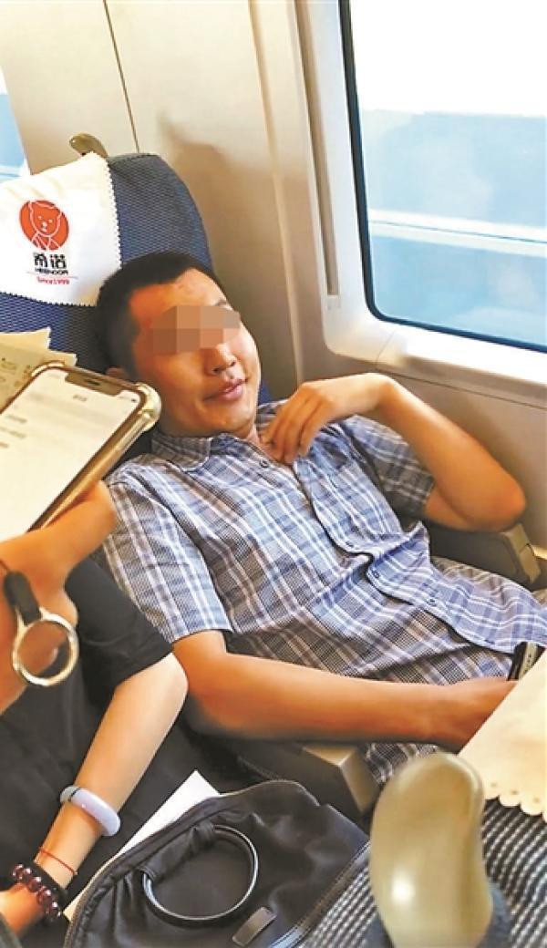 有哪些好的时时彩平台:济南铁路公安介入调查高铁霸座事件_处理结果将及时公布
