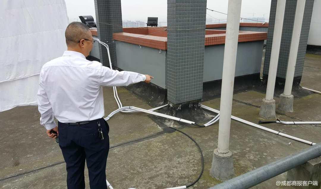 小区业主质疑基站有辐射拒安装 运营商:断小区信号