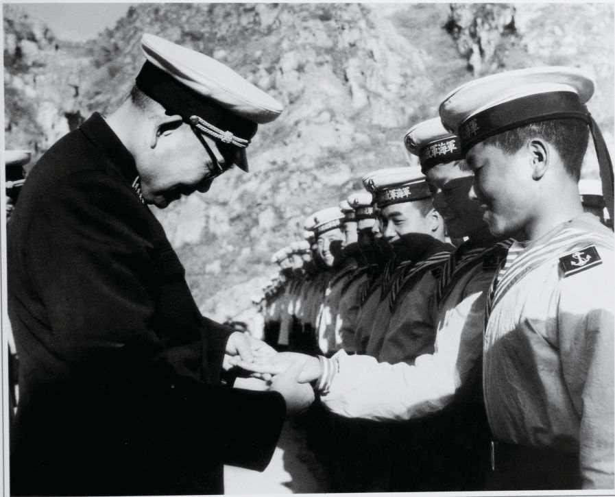 海军首任司令骨灰撒在东海 遗愿称会看到台湾回归 新湖南www.hunanabc.com