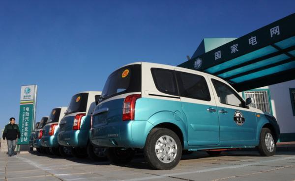 「充換」北京報廢出租車將全部油改電,乘客不再交燃油附加費