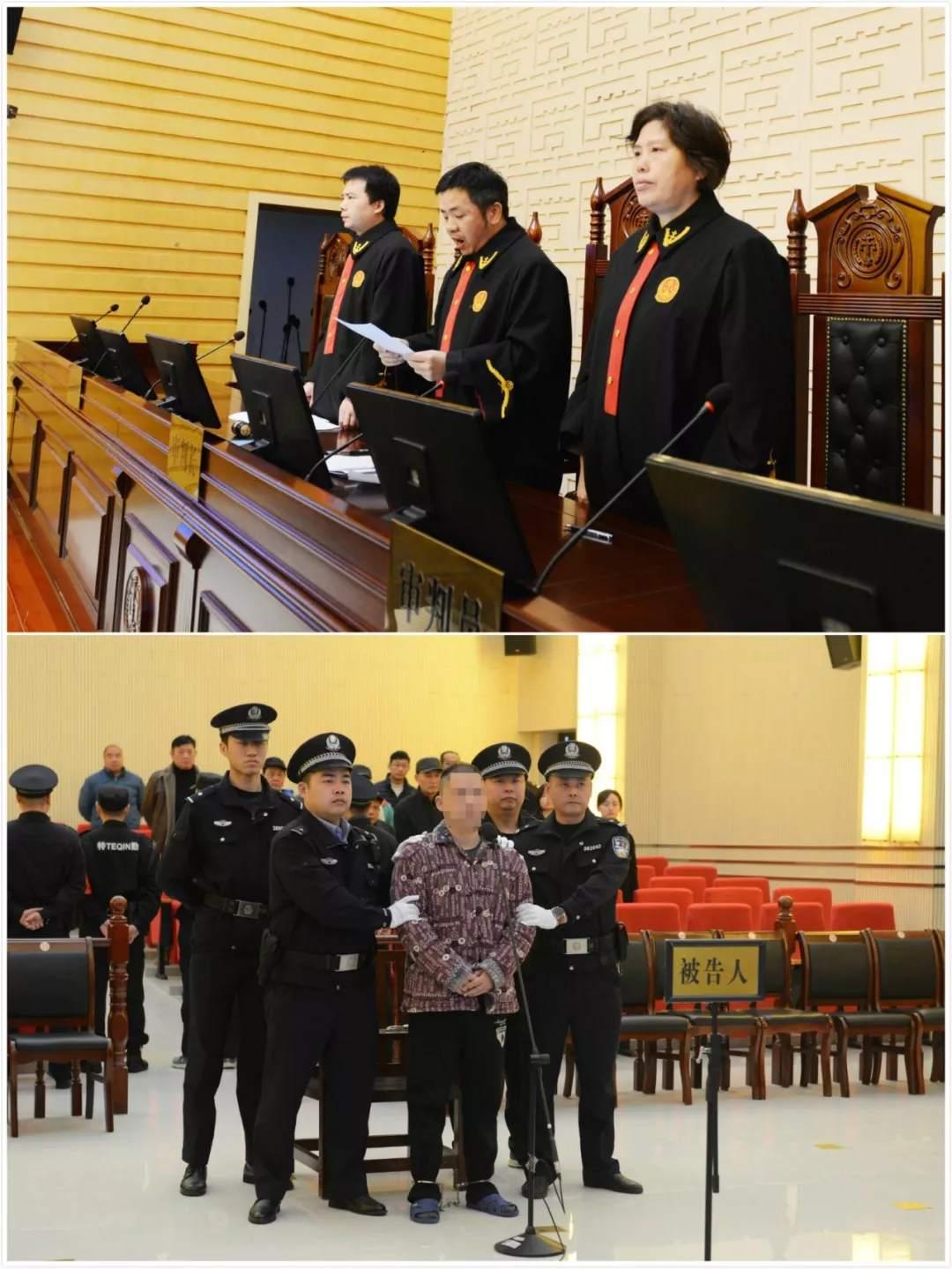 死刑!上饶五小杀人案一审宣判 新湖南www.hunanabc.com