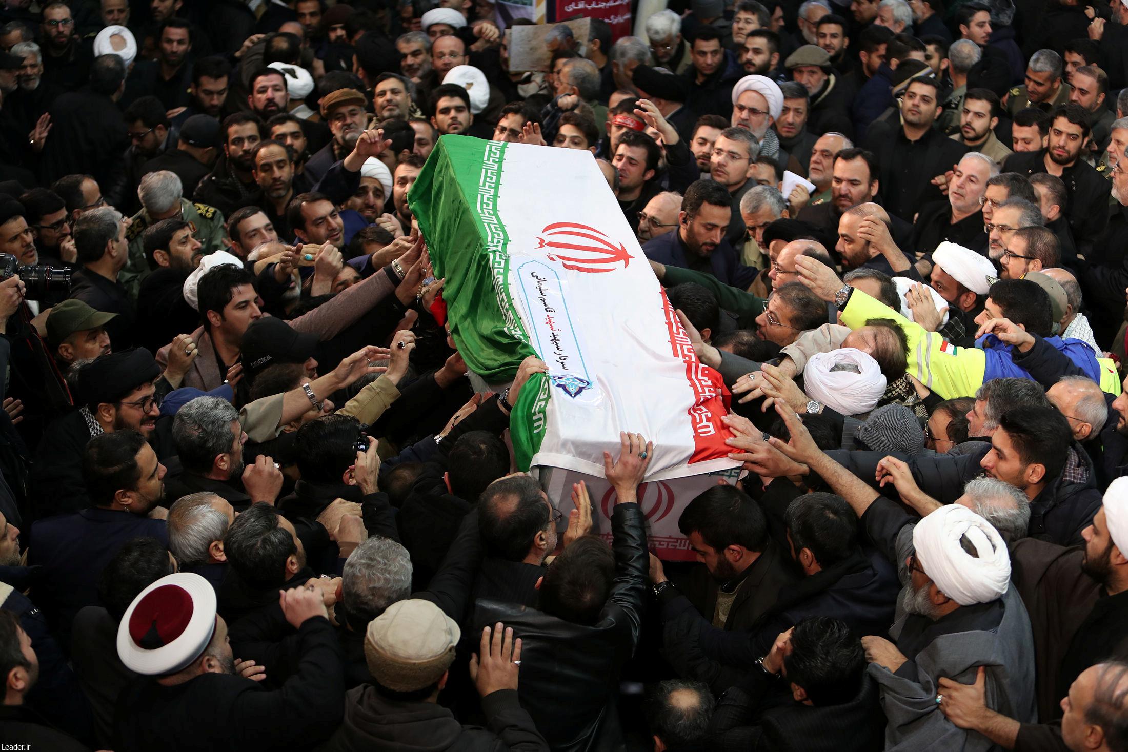 田文林:苏莱曼尼身亡,美国恐已无法从中东全身而退