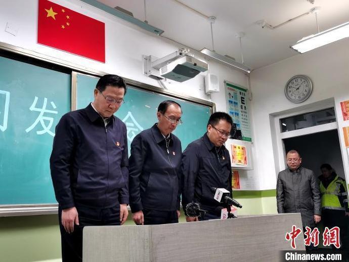 西宁路面塌陷已致9人遇难_社会