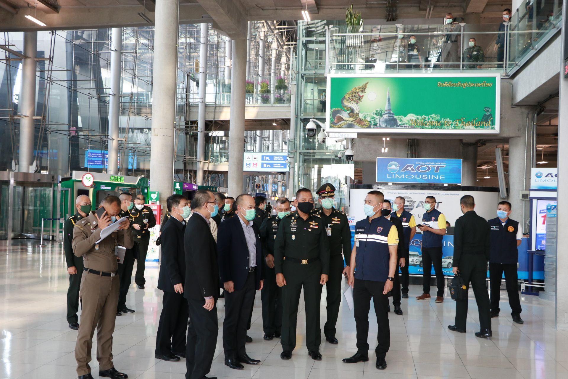 泰国新增111例确诊病例,累计2369例