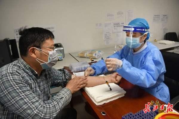 探究无症状感染,武汉完成1.1万居民血清学采样