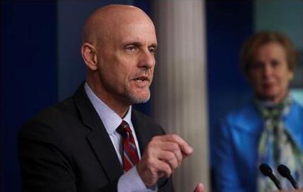 美国FDA局长和疾控中心主任将进行14天自我隔离