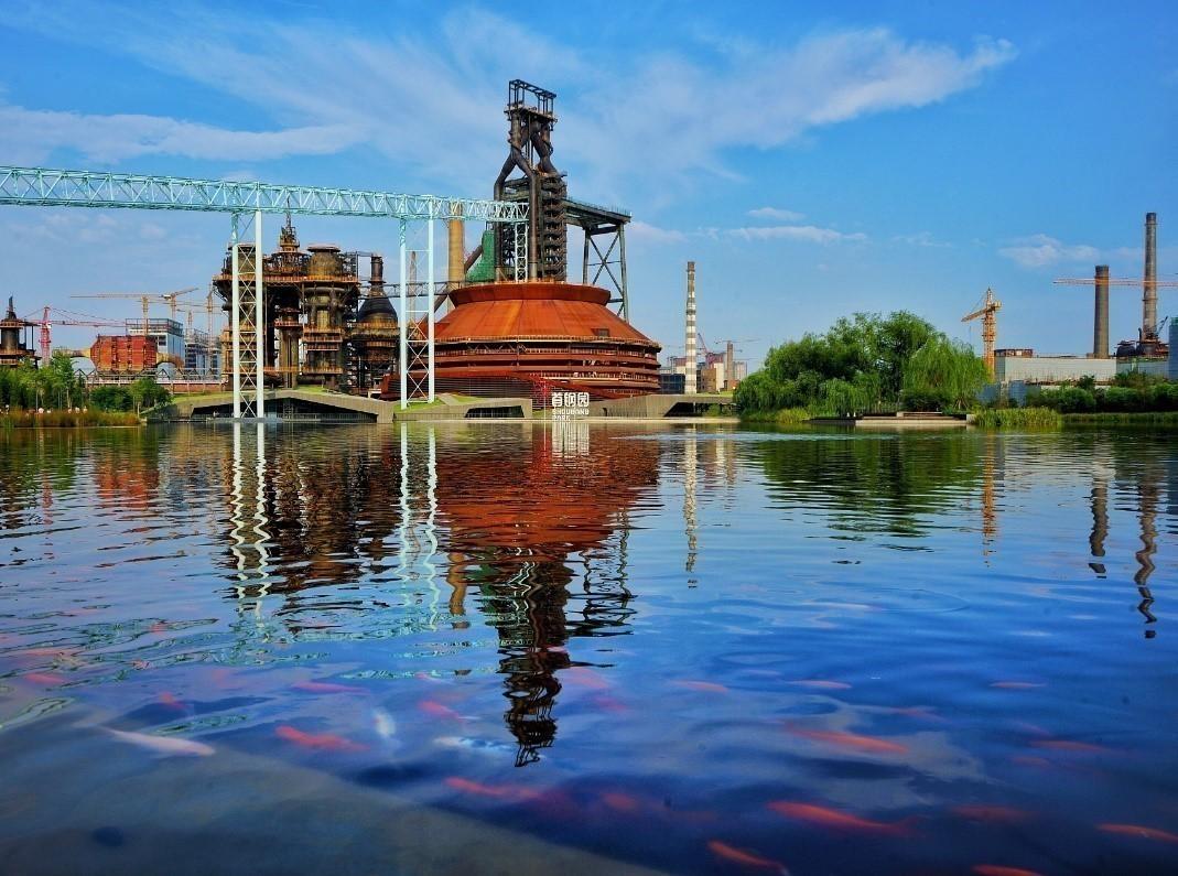 图为北京首钢工业园。图片来源:视觉中国.jpg?x-oss-process=style/w10