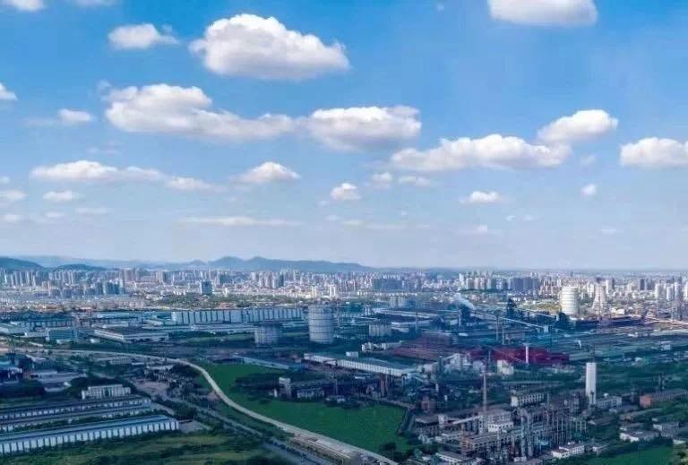 图为园区鸟瞰图。图片来源:中国冶金报社官方微信.jpg?x-oss-process=style/w10