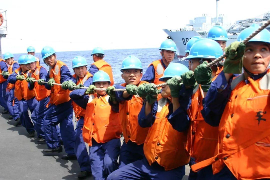 南海舰队微信公号|湛江舰、珠海舰退出现役:曾经为国守南疆