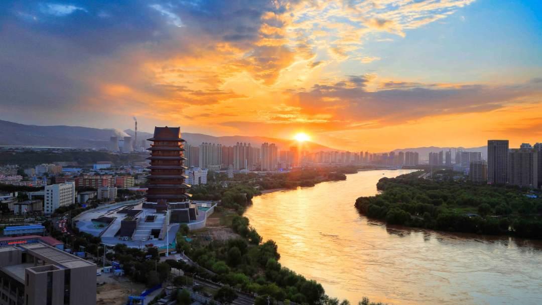 """""""黄河之滨也很美"""",兰州着力打造百里黄河风情线"""