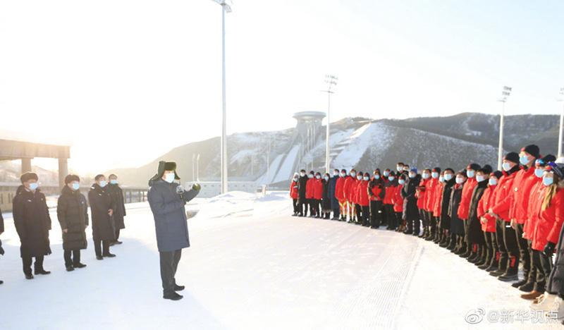 01 2021年1月19日,習近平考察北京冬奧會、冬殘奧會張家口賽區。.jpg?x-oss-process=style/w10
