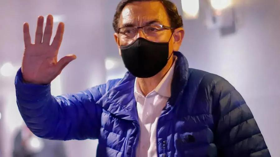 秘鲁前总统比斯卡拉确诊新冠肺炎