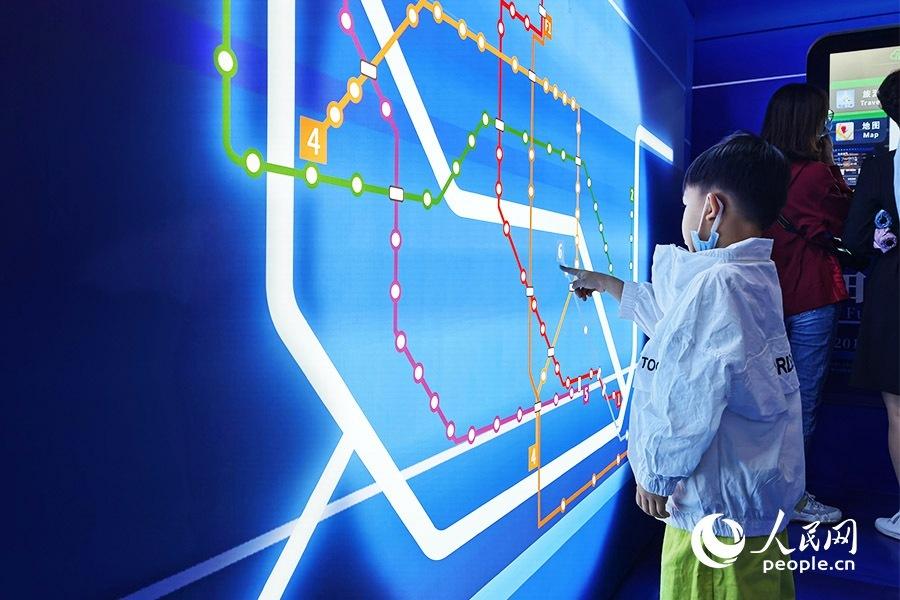 """第四届数字中国建设成果展来了,满满的""""科技味""""!"""