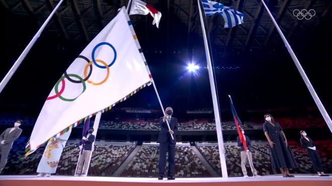 东京奥运会闭幕,一起期待2024巴黎奥运会