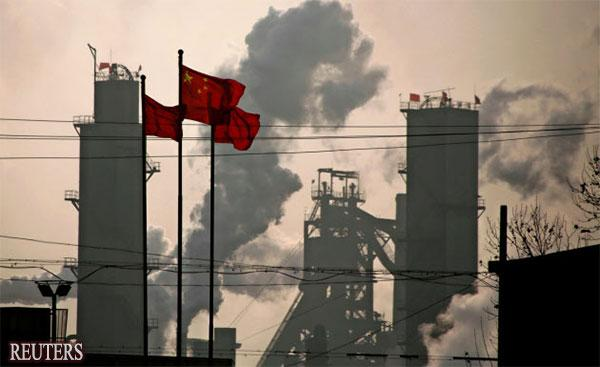 中国环保政策令日本材料加工企业手足无措
