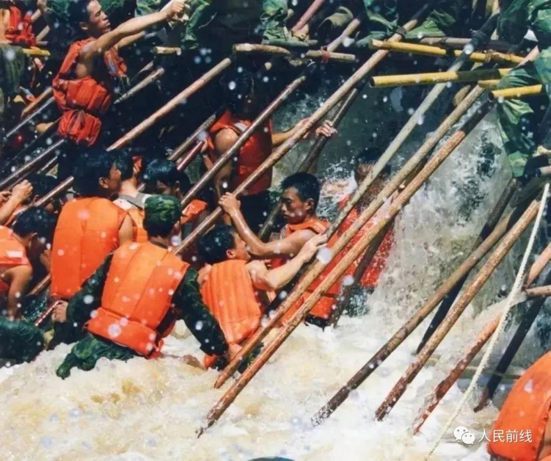 九江决堤20年,今天,你可还记得那些最可爱的人?