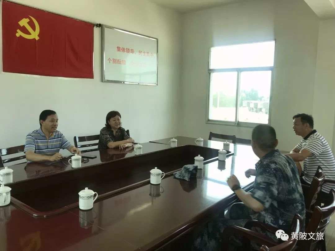 区文旅局代表与共建部队领导座谈交流现
