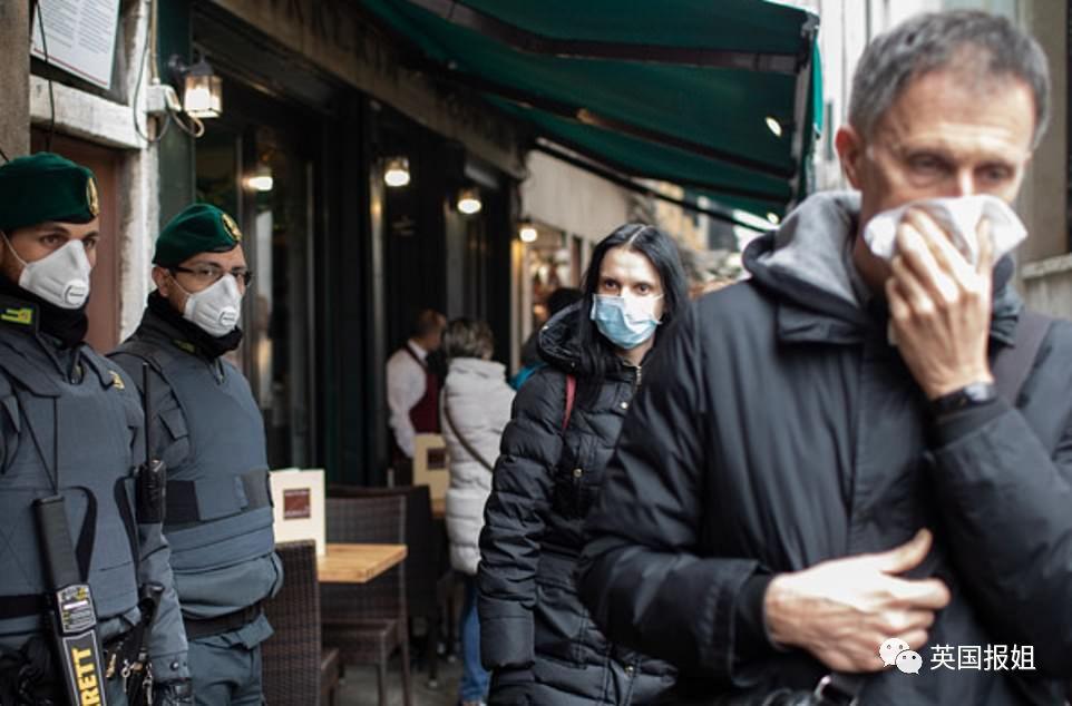 图:威尼斯街头