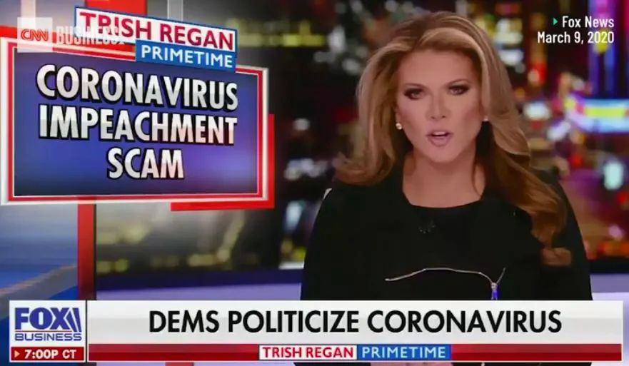 「福克斯」和央视主播约辩的福克斯主播,节目被停了