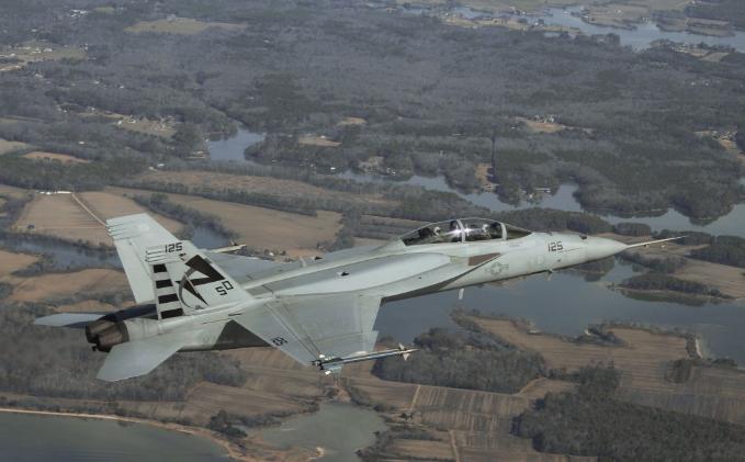 F/A-18E/F Block3型战斗机