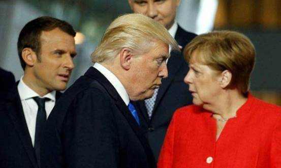 《【欧亿公司】你是否看懂了美国的用心?对德国一系列敲打,实则是试探最大盟友》