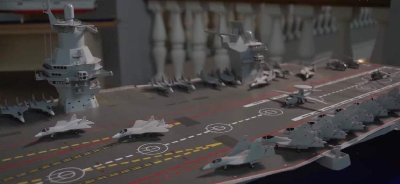 苏-57接下来也要上舰