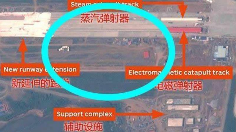 关于中国弹射器的新闻也不少了
