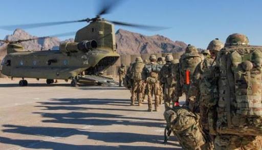 美军撤离阿富汗(图源:外媒)